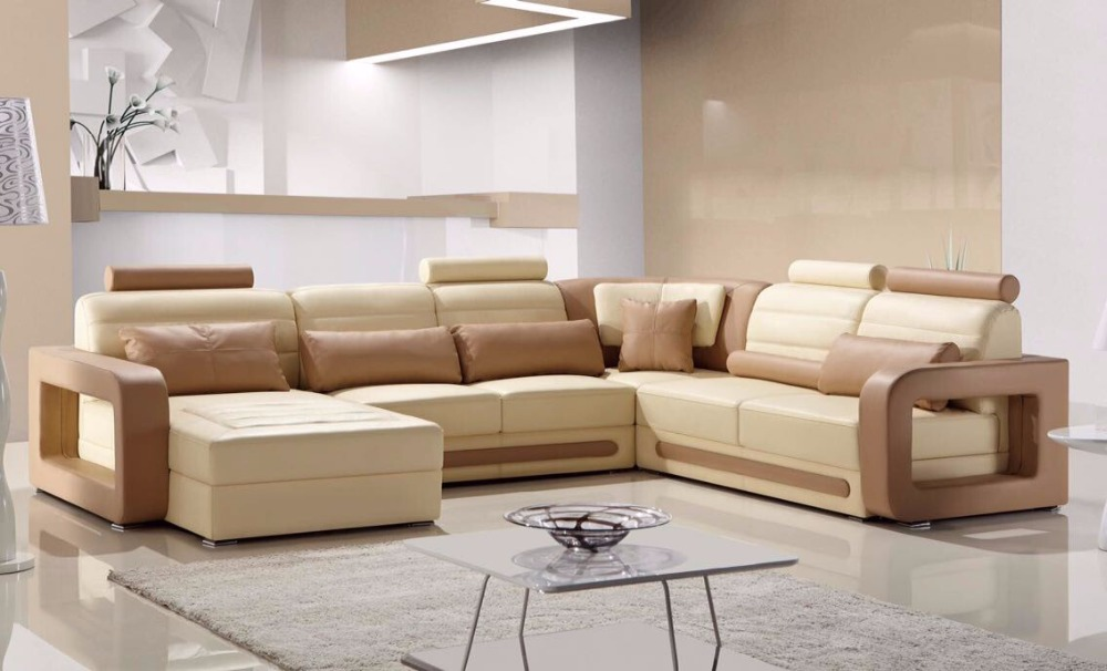 Comfortable Living Room Sofa Set, Luxury Sofa Set Home