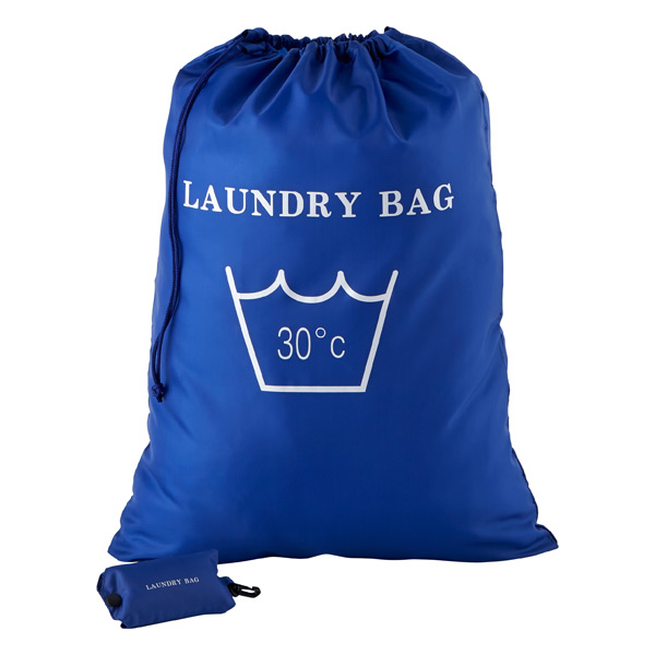 Promotional underwear wash bra wash large foldable non woven draw string bag laundry bag