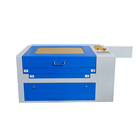 High quality 45w 50w laser engraving cutting machine 350 for advertisement arts and crafts