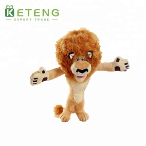 Wholesale cheap custom China high quality colorful mini stuffed leo lion squishy plush toy