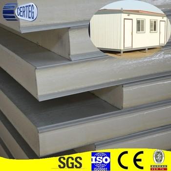 Casa Modular Prefabricada Puente Móvil Para El Tablero Paneles De ...