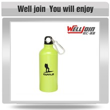 Multi color widely used top quality sports bottle 2016