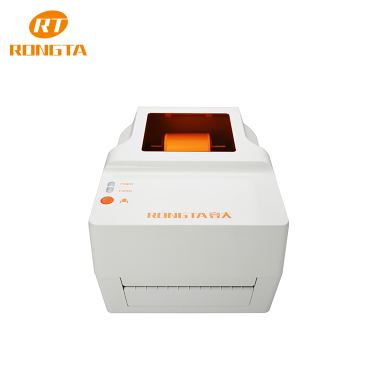 factory price thermal transfer barcode label printer RP400