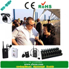Global using Portable Tour Guide System Receiver WUS068RC Audio Guide/ Sound Wireless System for factory tour/walking