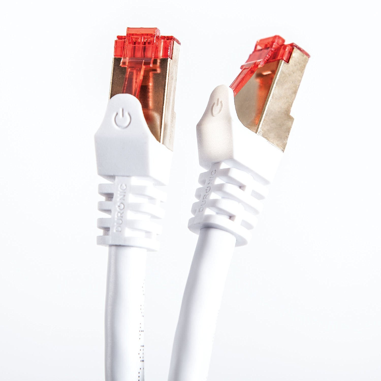 ACL 4 Feet RJ45 Snagless//Molded Boot Red Cat5e Ethernet Lan Cable 1 Pack
