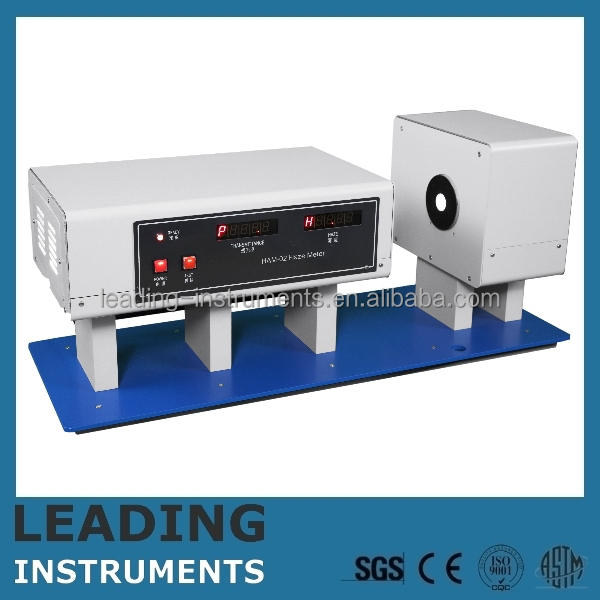 Photographic film light transmittance test instruments LEADING INSTRUMENTS