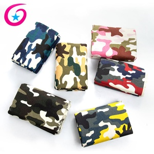 108*56 dense camouflage printed canvas fabric textile manufacturer