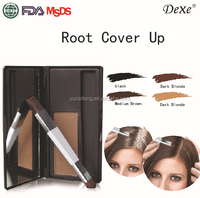 Instant Hair Dye Organic non toxic hair makeup powder for root tough up