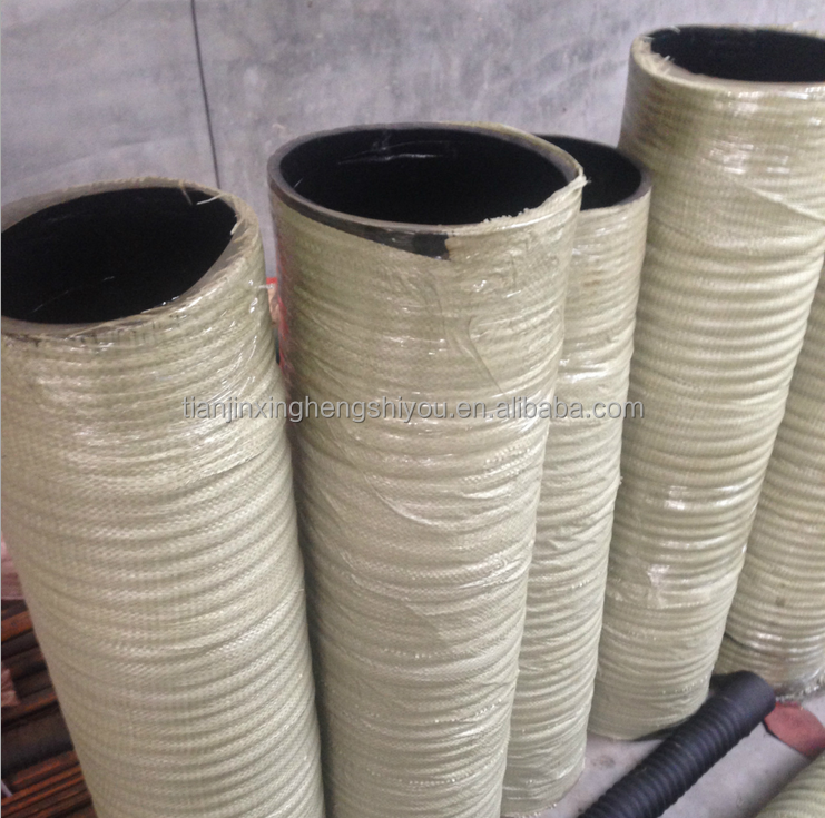 high abrasion wear resistant sand blast hose/SS304 4 layers braided sandblast hose rubber sand suction hose