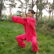 traditional martial arts 100% cotton kung fu uniform, View