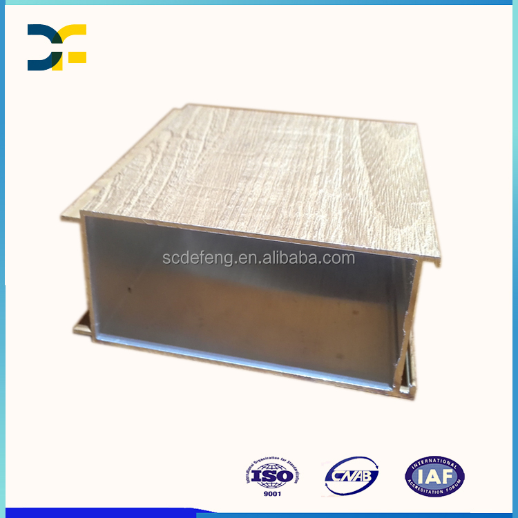 Square Aluminum Tube Extrusion Factory