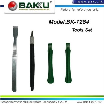 BK-7284 BAKU 3 in 1 hand tool set