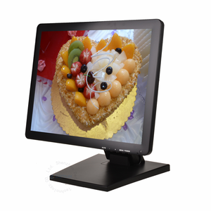 POS Manufacturer 15 inch LCD Cheap Touch Screen Monitor