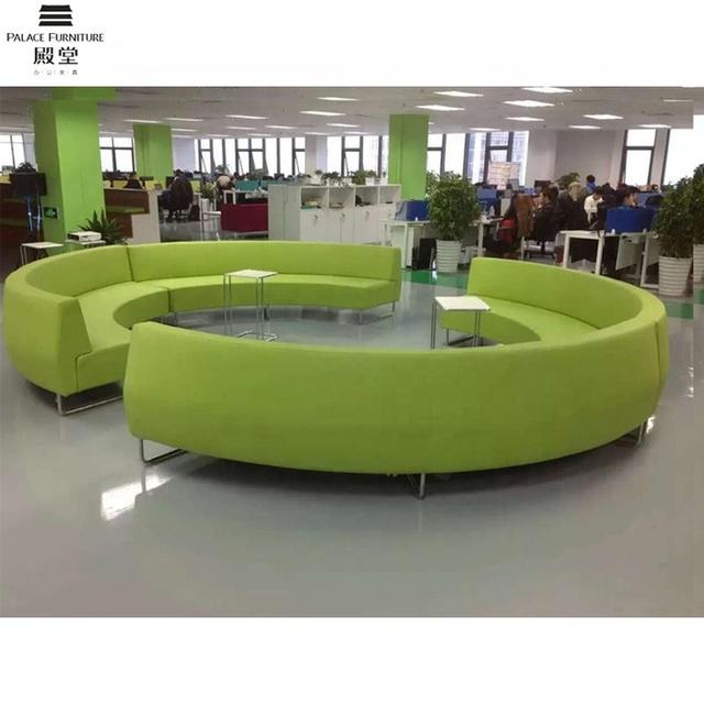 Modern Round Sofa Set Designs S