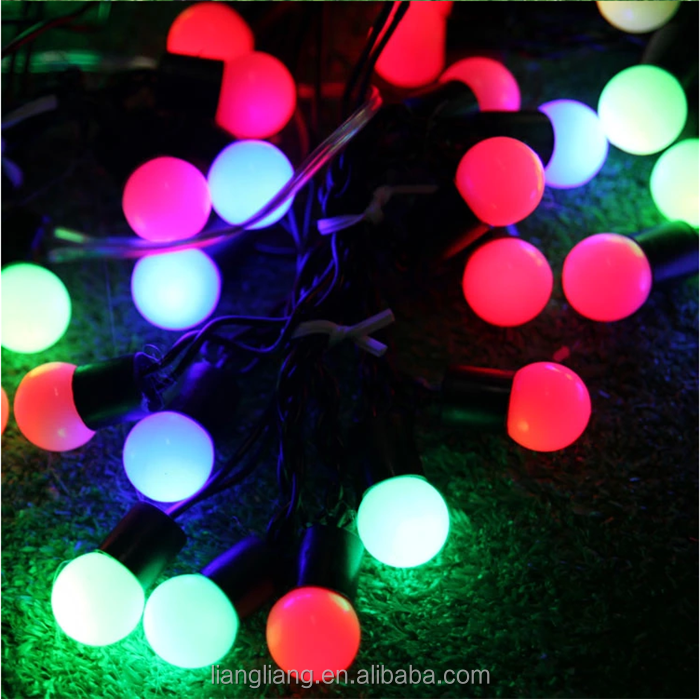 Color Changing Christmas Ball Light For Outdoor