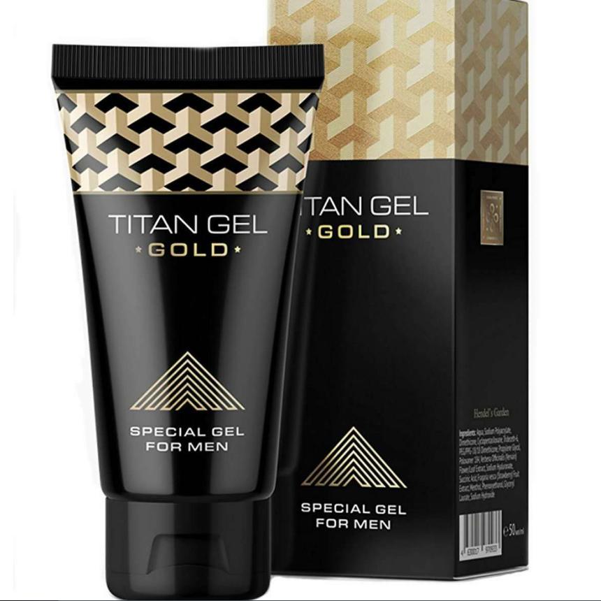 Alibaba.com / Original titan gel from russia  high quality gold gel for penis bigger gold titan gel