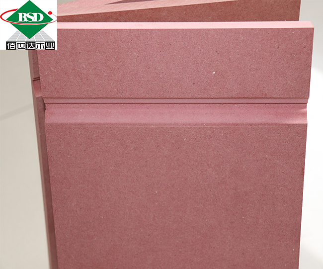 Factory supply fire proof mdf board