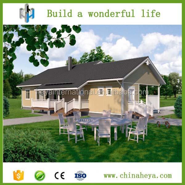 Mini lujo moderno port til barato casas prefabricadas - Mini casas prefabricadas ...