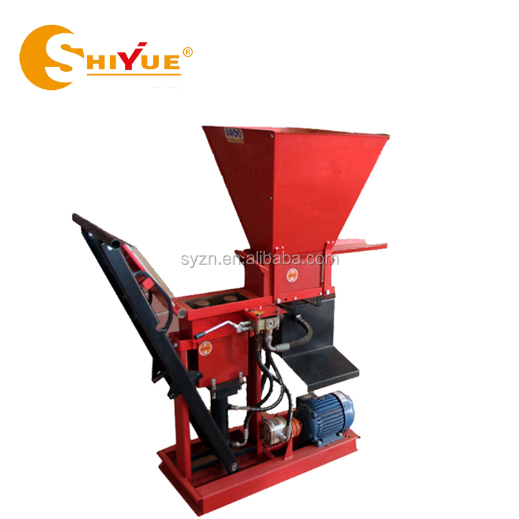 ECO BRAVA manual ecomaquinas cement brick making machine price in kerala