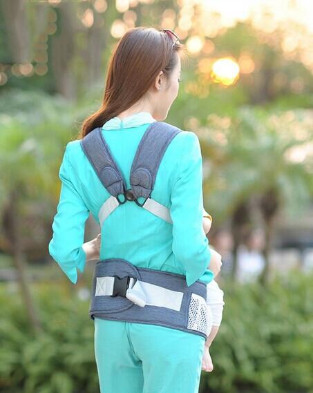 Supporto Della Vita Cintura Marsupio Hip Sedile Imbracatura Del Bambino Wrap Carrier Seggiolino Da Anca Hipseat