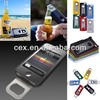 New Beer Bottle Opener Slide In/Out Hard Back Case Cover For iPhone 5 5G