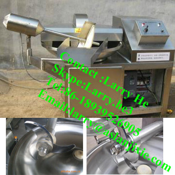 hot sale meat bowl cutter/cutting mixer machine