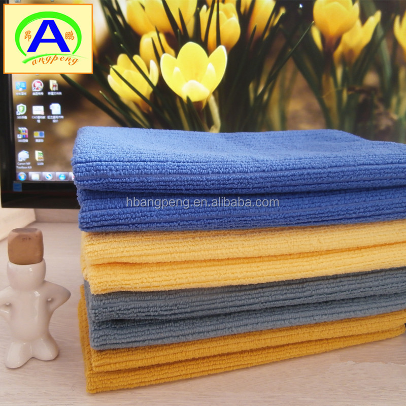 microfiber floor cleaning towel for home