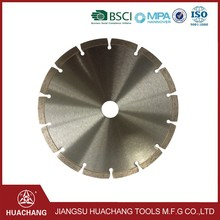 Competitive price 105mm segmented diamond saw blade power tools
