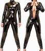 Wholesale Cheap Sexy Leather And Latex Catsuits