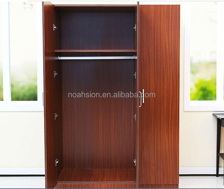 3 Doors Custom Wooden Wall Wardrobe Closet Buy Cheap Wardrobe