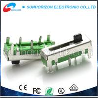 B504 volume control ohm linear slide potentiometer 103 variable resistor with short shaft