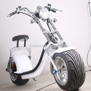 Toodi europe stock TNT express 1000w eagle electric scooter 60v battery DDP City coco 1000w scooter