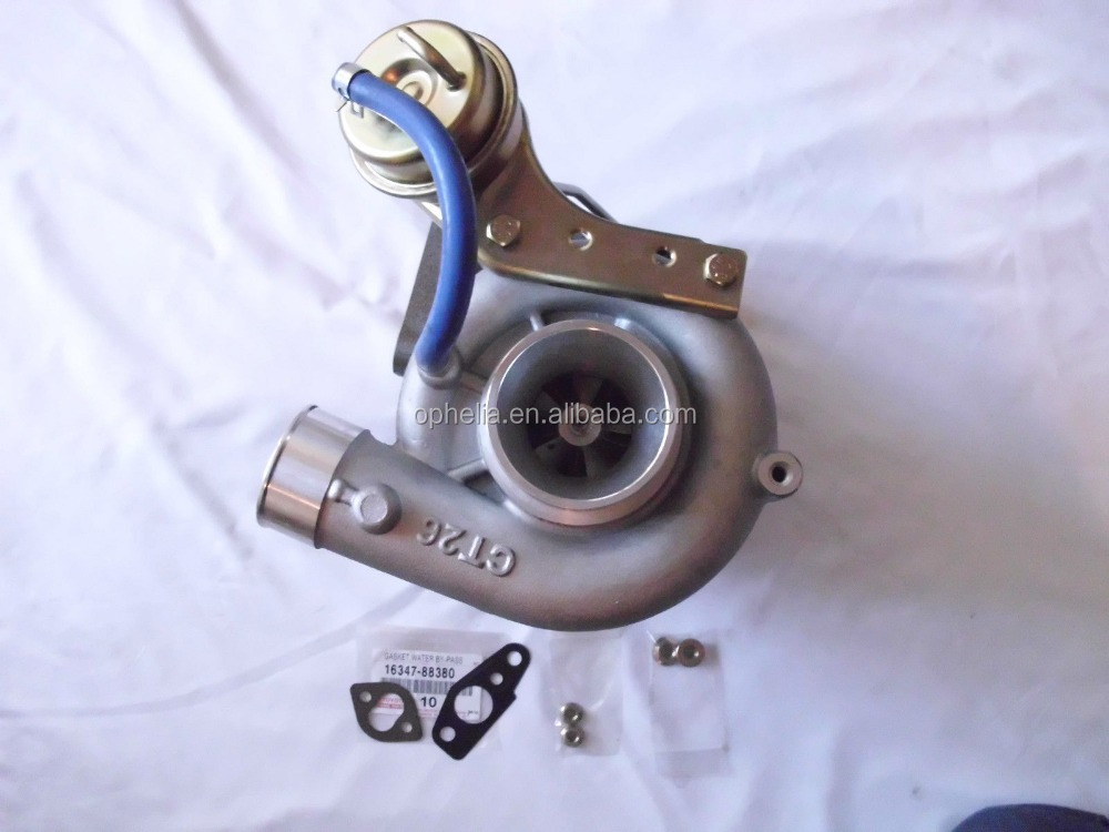 BRAND NEW Turbo For Toyota Celica ST185 3SGTE MR2 Turbo Rev 1 2 CT26 Turbo (89-93) 17201-74020 1720174020