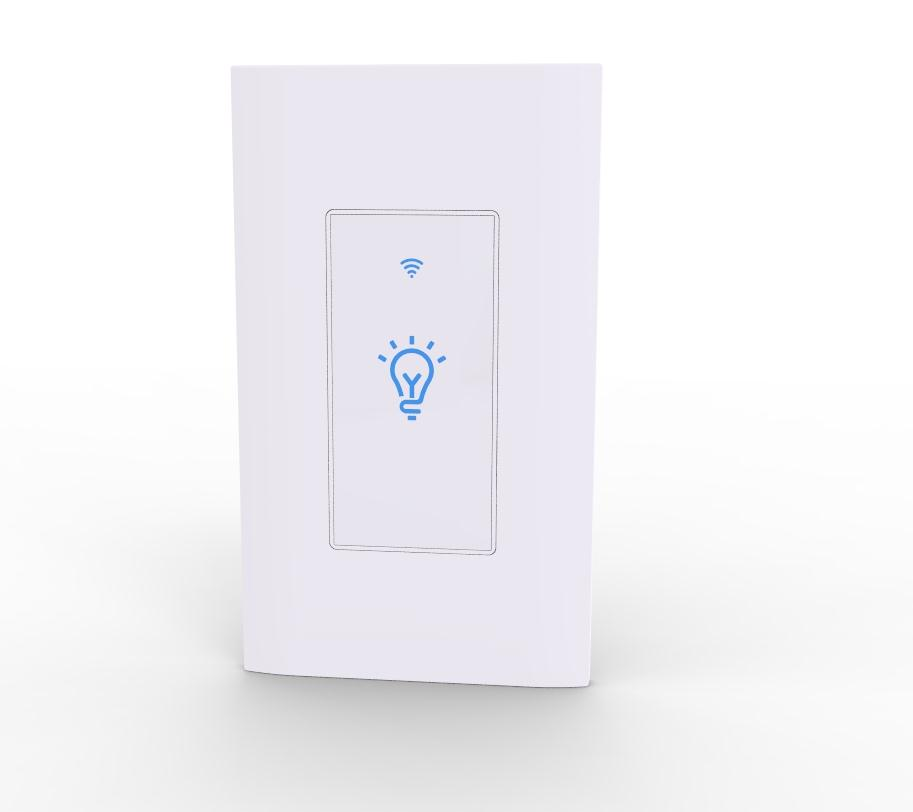 Amazon Alexa Voice Control Led Dimmer Switch Google Home Assistant Lanbon Smart Switch