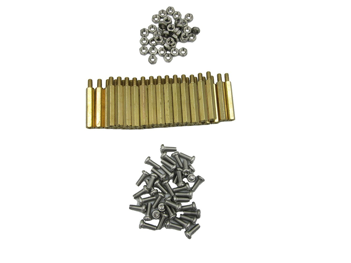 Cheap Tv Circuit Boards Find Deals On Line At Icm289 Icm Controls Furnace Control Module Get Quotations M3 25mm 6mm Brass Spacer Standoff Stainless Steel Screws Nut For Mounting Between