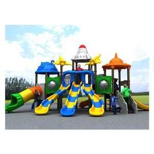 space theme JQP231 outdoor playground park for children