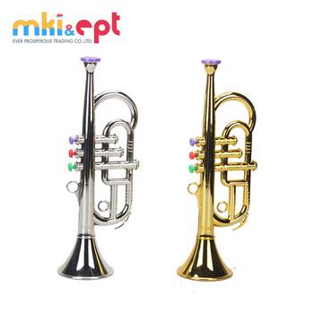 new trend kids plastic musical instruments trumpet toy for sale buy plastic trumpet kids. Black Bedroom Furniture Sets. Home Design Ideas