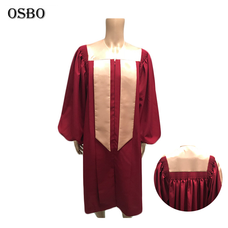 Religiosa Chiesa Clergy Robes, Adulti Vangelo Battesimale