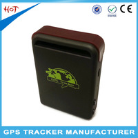 Real Time GPS/GSM/GPRS Car Vehicle Tracker TK102 MINI TRRACK Device + Battery+Retail box