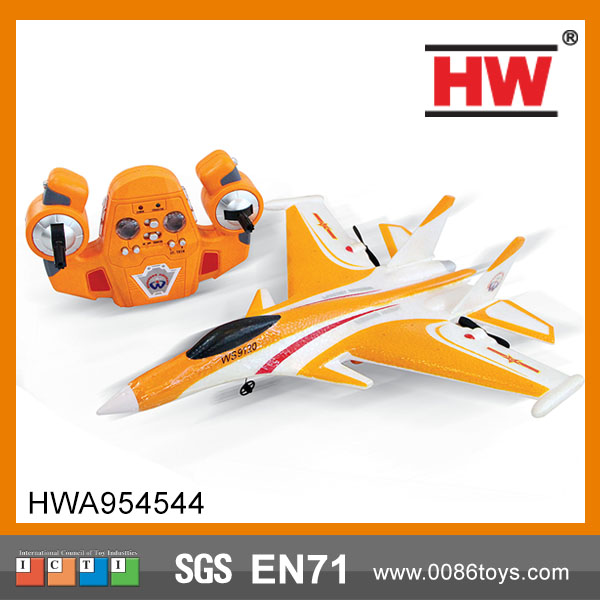 2.4G 2CH Remote Control Big Airplane Toys