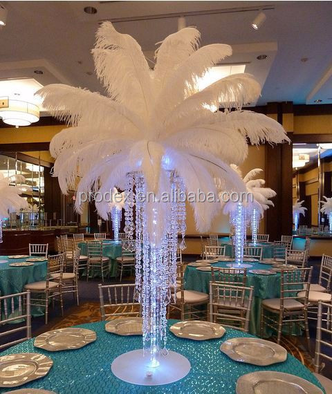55-60CM 22-24 inch ostrich feather for wedding <strong>decoration</strong>