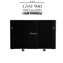Lintratek GSM 900mhz 85dB Gain 33dBm Large Power Cellphone Signal Booster GSM Mobile Cellular Repetidor Amplificador For Project