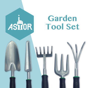 High quality gardening tools indoor garden set buy high for Garden tools best quality