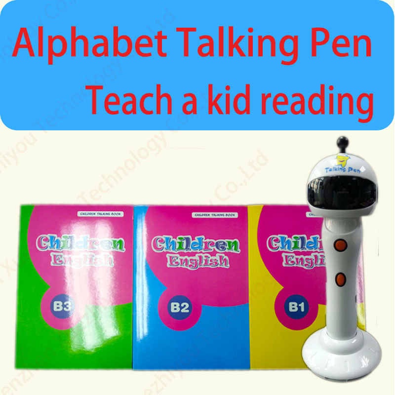 Educational Toys for Preschoolers Digitals English <strong>Translation</strong> Pen
