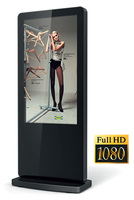 55 Inch Full HD 1080P Indoor Multimedia LCD Advertising Screen Display Digital Poster