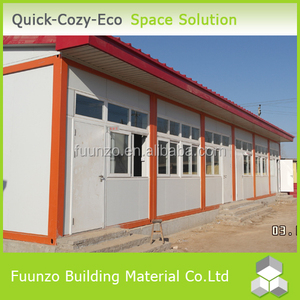 Eco-friendly Easy Assembly Poultry Farm House Design