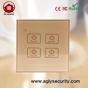 WiFi Remote Light Switch Smart Home Automation System for Home Control