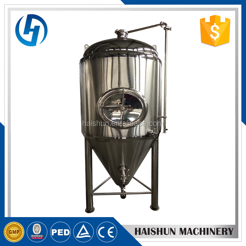 Chinese well-renowned manufacturer 10000l fermenter