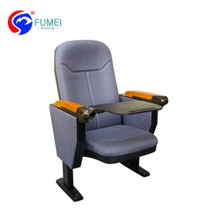 Commercial furniture metal lecture room auditorium chair