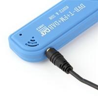 USB 2.0 Digital DVB-T SDR+DAB+FM HDTV TV Tuner Receiver Stick RTL2832U+R820T2 Drop Shipping
